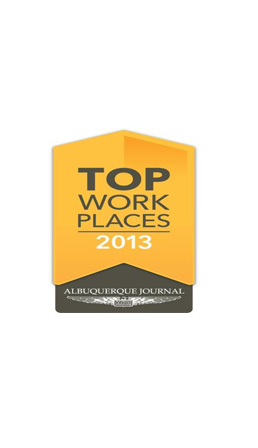 Business Environments named one of the Top 40 Workplaces in New Mexico